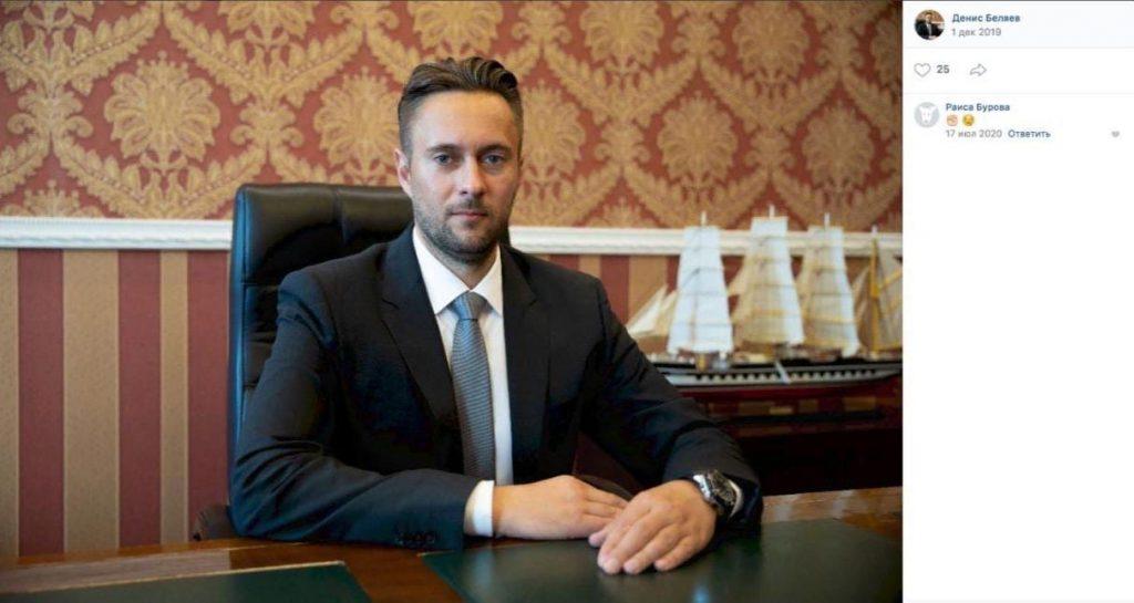 Александр Кучаев стал врио главы комитета по природопользованию Петербурга