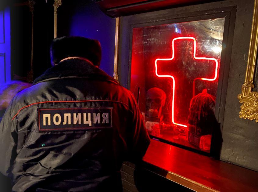 В Петербурге посетитель бара напал на журналистов телеканала «Санкт-Петербург»