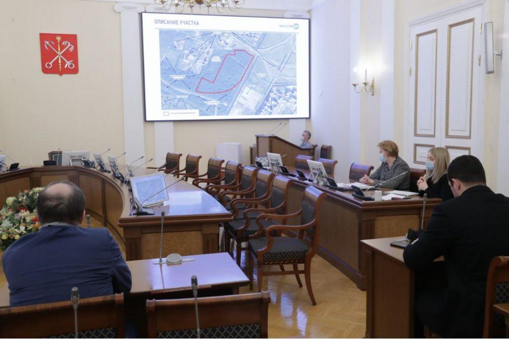 В Петербурге построят склад за 2 млрд рублей