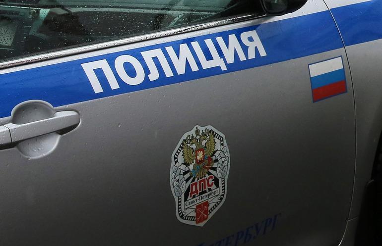 Женщину, напавшую на полицейскую , задержали