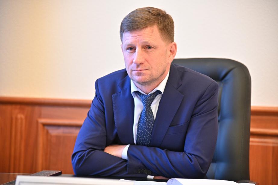 Жириновский отреагировал на увольнение Фургала
