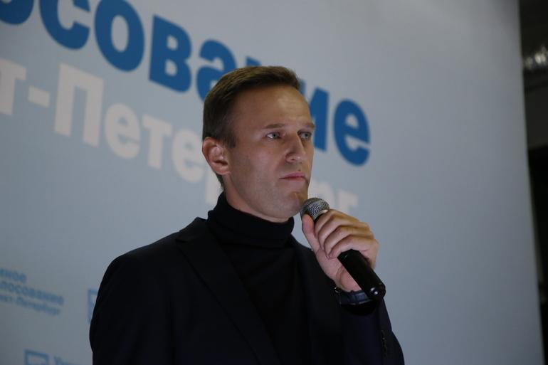 В Хабаровске начались задержания на акции в поддержку Навального