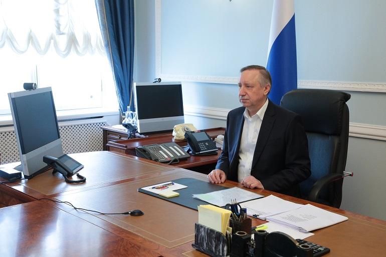 Беглов: «Введение пропускного режима в Петербурге нецелесообразно»