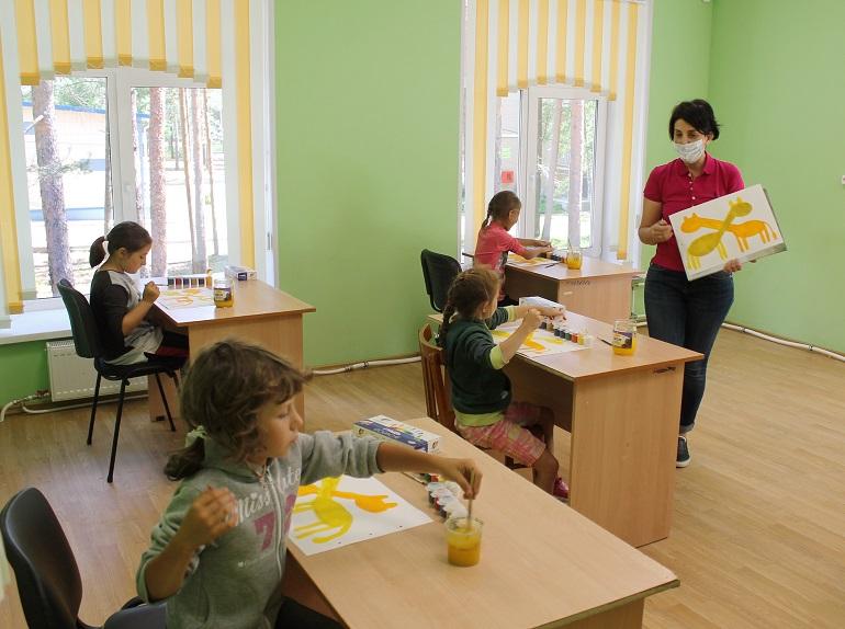 Беглов посоветовал равняться всем лагерям на «Молодежное»