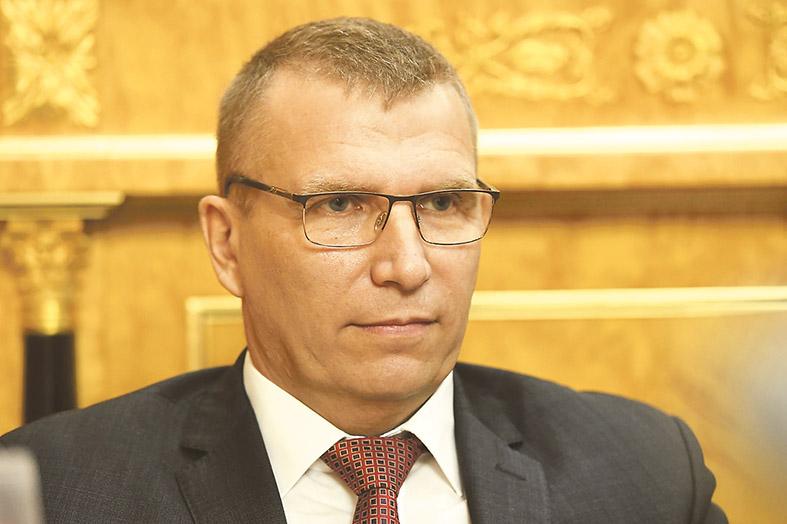 Вице-губернатор Пикалёв возглавил городское агентство по телевидению и радиовещанию