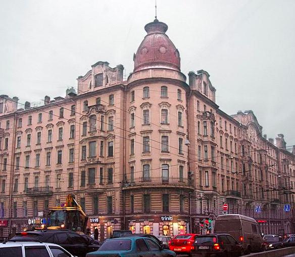 В Петербурге суд оштрафовал жилкомсервис за демонтаж элементов в доме – памятнике