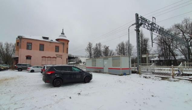 КГИОП выявил незаконный снос объекта культурного наследия в Парголово