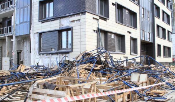 Число погибших при обрушении дома в Батуми возросло до четырех