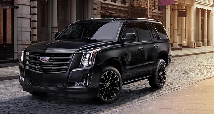 В Петербурге разыскивают Cadillac за 5,2 млн рублей