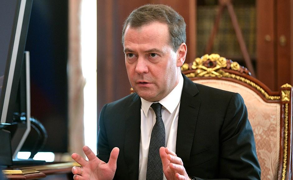 Медведев считает, что США может отключить Россию от глобальной сети
