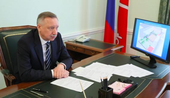 Беглов прокомментировал ситуацию с коронавирусом в Петербурге