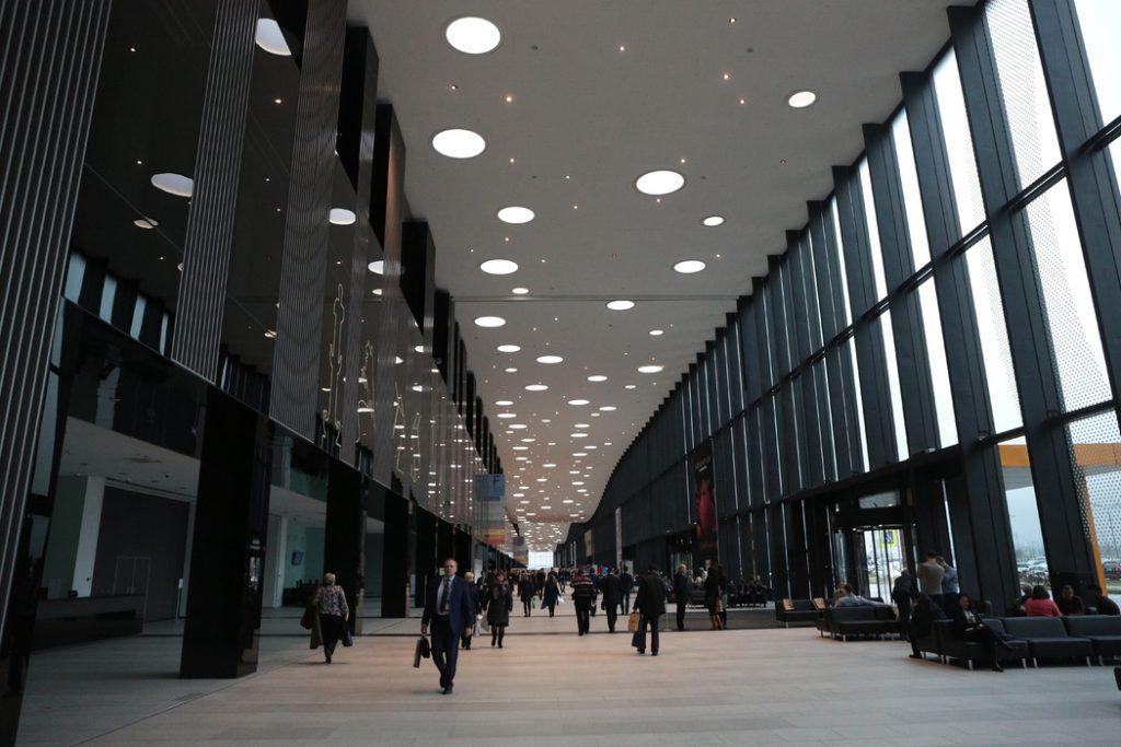В Северной столице начинается Международный экономический форум