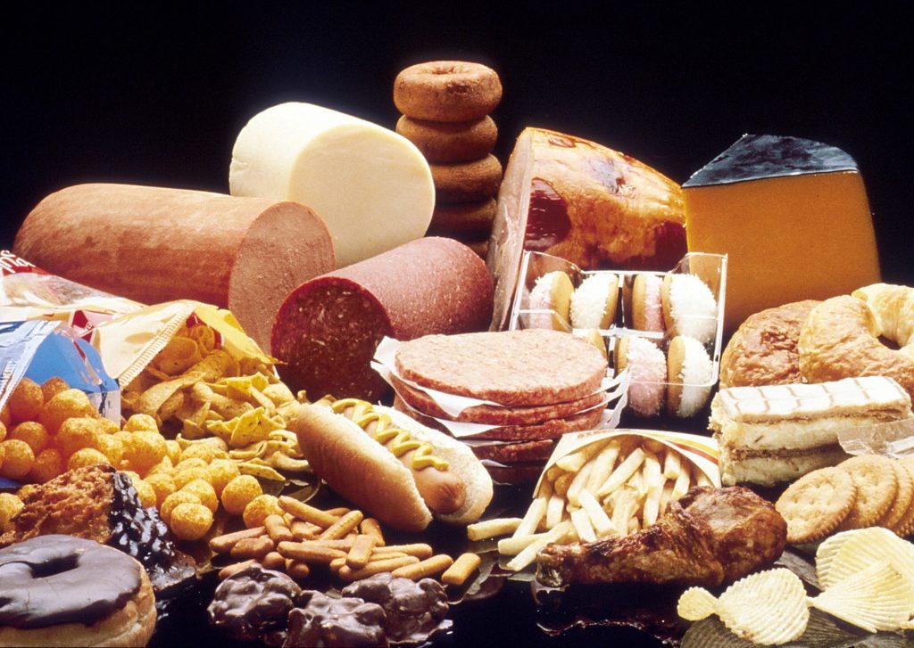 Употребление жирной пищи снижает способность концентрироваться