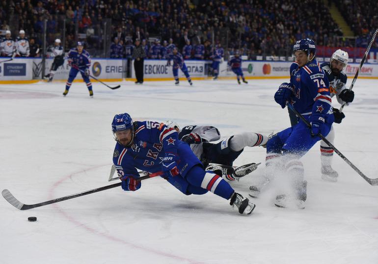 В Купчино к концу года появится Академия хоккейного мастерства