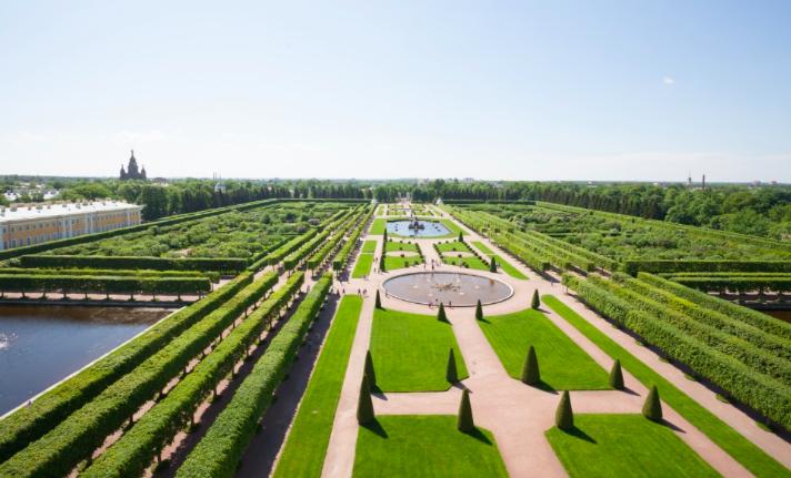 Верхний сад Петергофа откроется для посетителей не раньше 2024 года