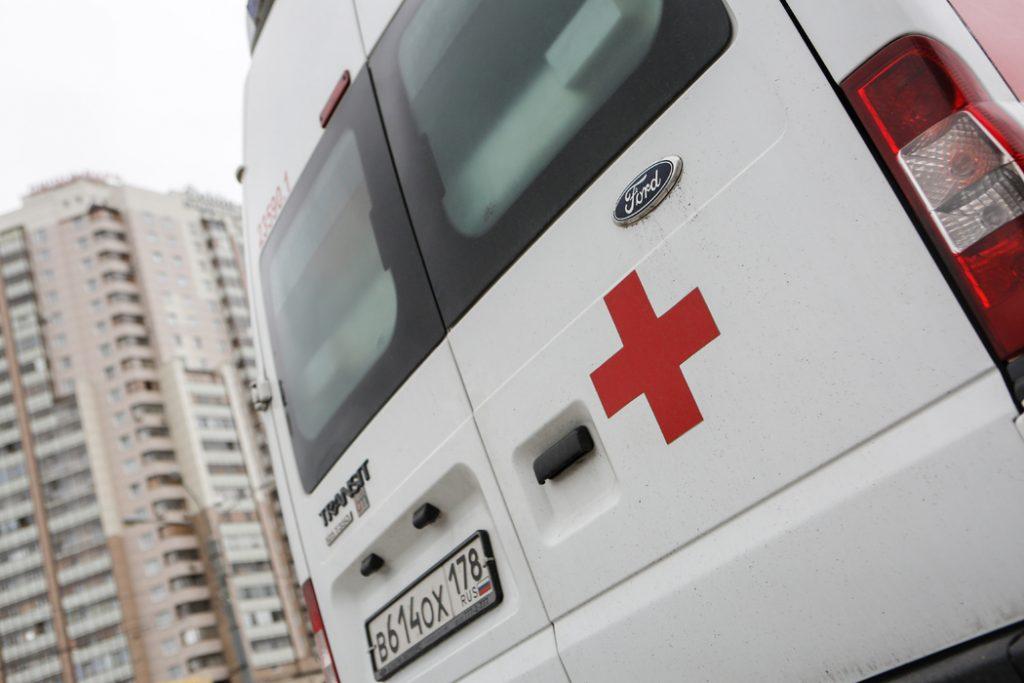В Петербурге в массовом ДТП с шестью автомобилями погиб человек
