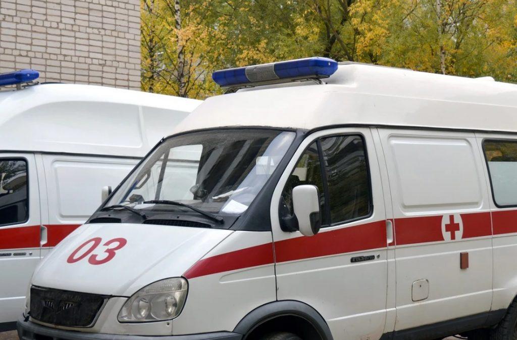 В Приозерском районе иномарка сбила школьника