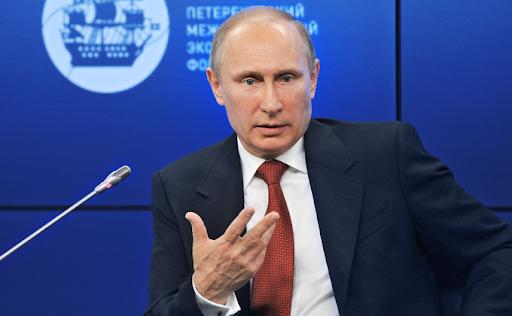 Президент России проголосовал по поправкам в Конституцию