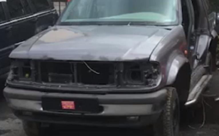Эвакуаторщик из Петербурга занимался кражами машин на металлолом