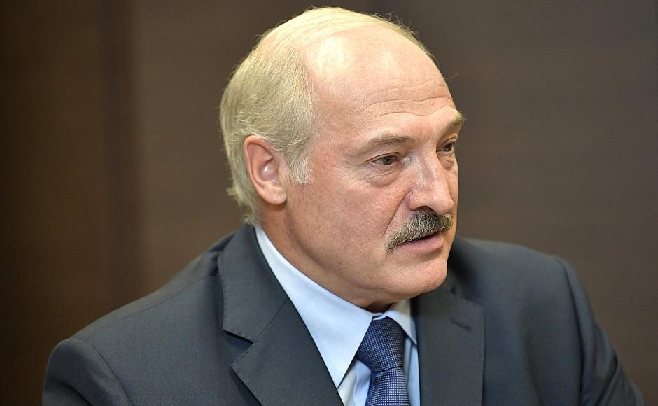 Литва отказала Александру Лукашенко в легитимности