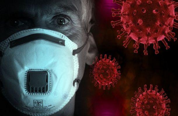 В Петербурге коронавирусом заболели еще 215 человек