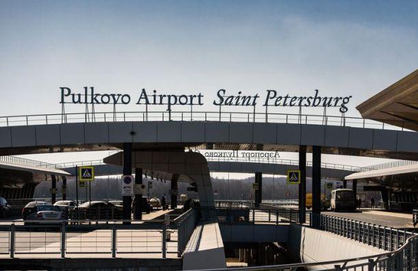 Отменены 17 рейсов из Петербурга