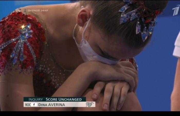 Петербургская гимнастка Аверина взяла серебро на Олимпиаде