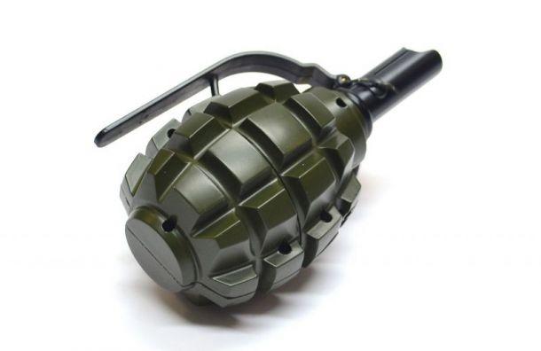 На чердаке жилого дома на Подольской улице нашли гранату