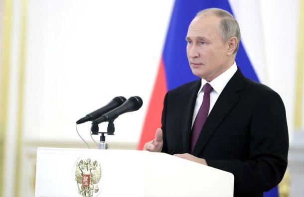 Путин объяснил, почему после отравления Навального не возбудили дело