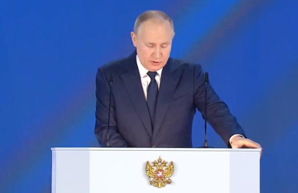 Во вторник Владимир Путин посетит Петербург