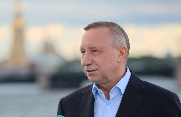 Беглов подвел итоги голосования по поправкам в Конституцию