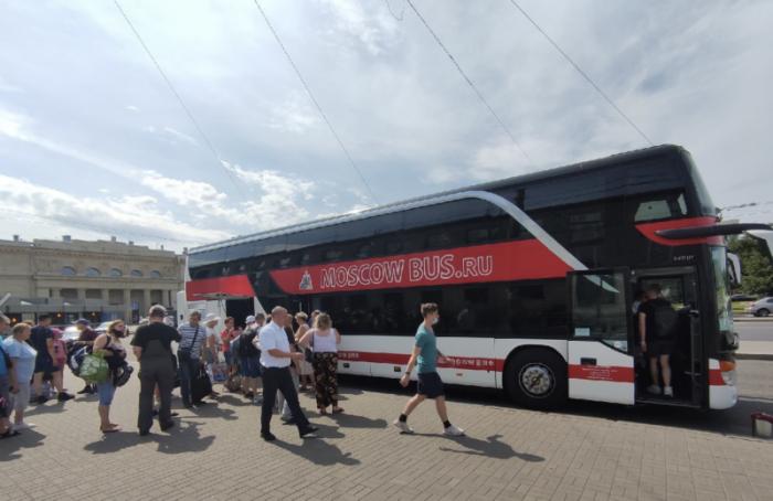 Петербургские туристы застряли по дороге в Крым