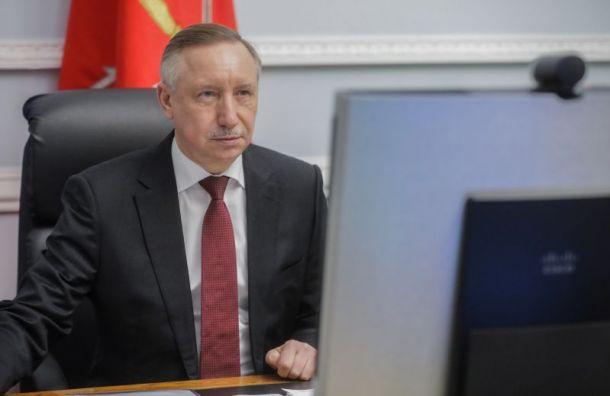 Беглов утвердил состав правительства города с тремя новыми вице-губернаторами