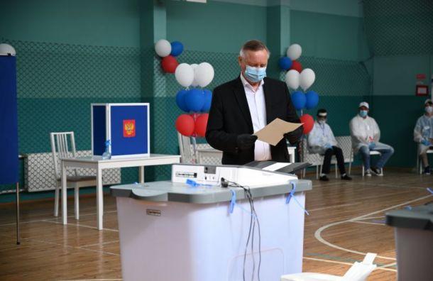 ЦИК: за 6 дней явка на голосовании по поправкам в Конституцию составила 55,22%