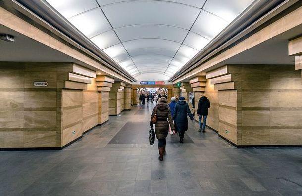 Падение человека на пути затормозило поезда в сторону «Спасской»