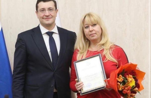 Глава Нижегородской области выразил соболезнования после гибели Ирины Славиной