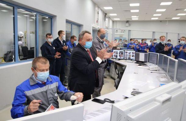 На ЛАЭС запустили ядерный реактор нового энергоблока