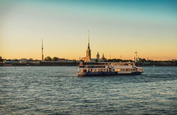 Температура воздуха в Петербурге поднимется до +24 градусов