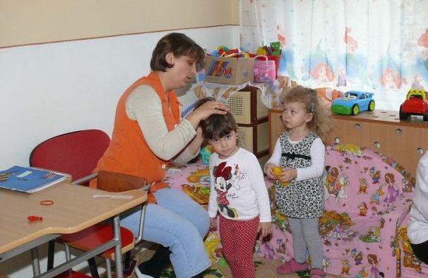 Петербургский детсад подозревают в мошенничестве с бюджетными деньгами