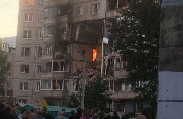 Взрыв в Ярославле: под завалами жилого дома нашли третий труп