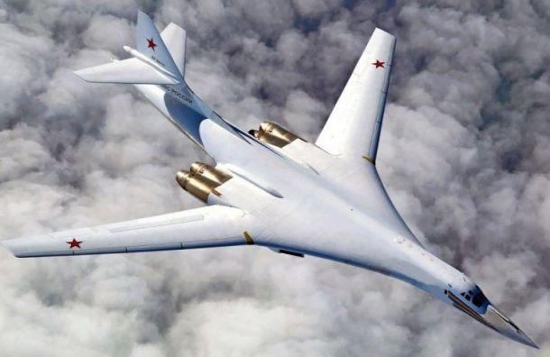 Российские Ту-160 поставили рекорд по дальности полета