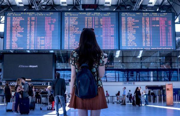 В Пулково 10 февраля задерживаются три рейса