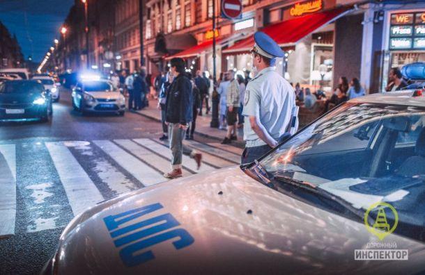 После очередного рейда на Рубинштейна в полицию попали 29 человек