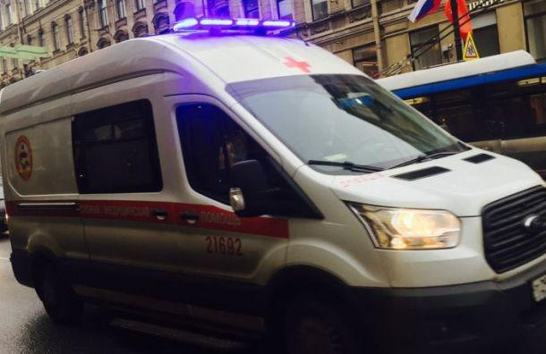 Пьяный водитель на каршеринге устроил гонки с полицией и протаранил пять авто в Петербурге