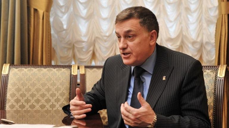 Вячеслав Макаров вновь возглавил медиарейтинг глав Заксобраний