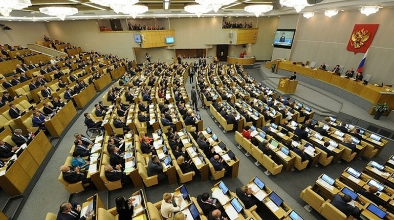 Госдума приняла закон, уравнивающий отчуждение территорий и экстремизм