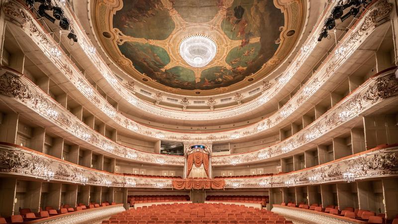 Петербургские театры в онлайне: Михайловский даст «Щелкунчика» на YouTubе