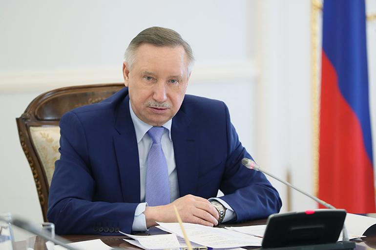 Опрос от Беглова: губернатор советуется с петербуржцами по снятию коронавирусных ограничений