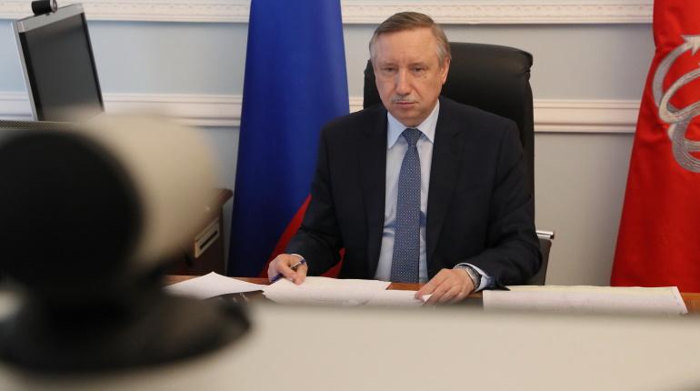 Петербург получит на поддержу бизнеса из федерального бюджета более 1 млрд рублей