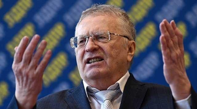 Жириновский сказал, что Фургал хотел подать заявление об отставке